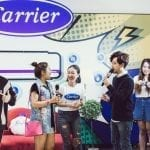 Carrier X Hitz Concert 955