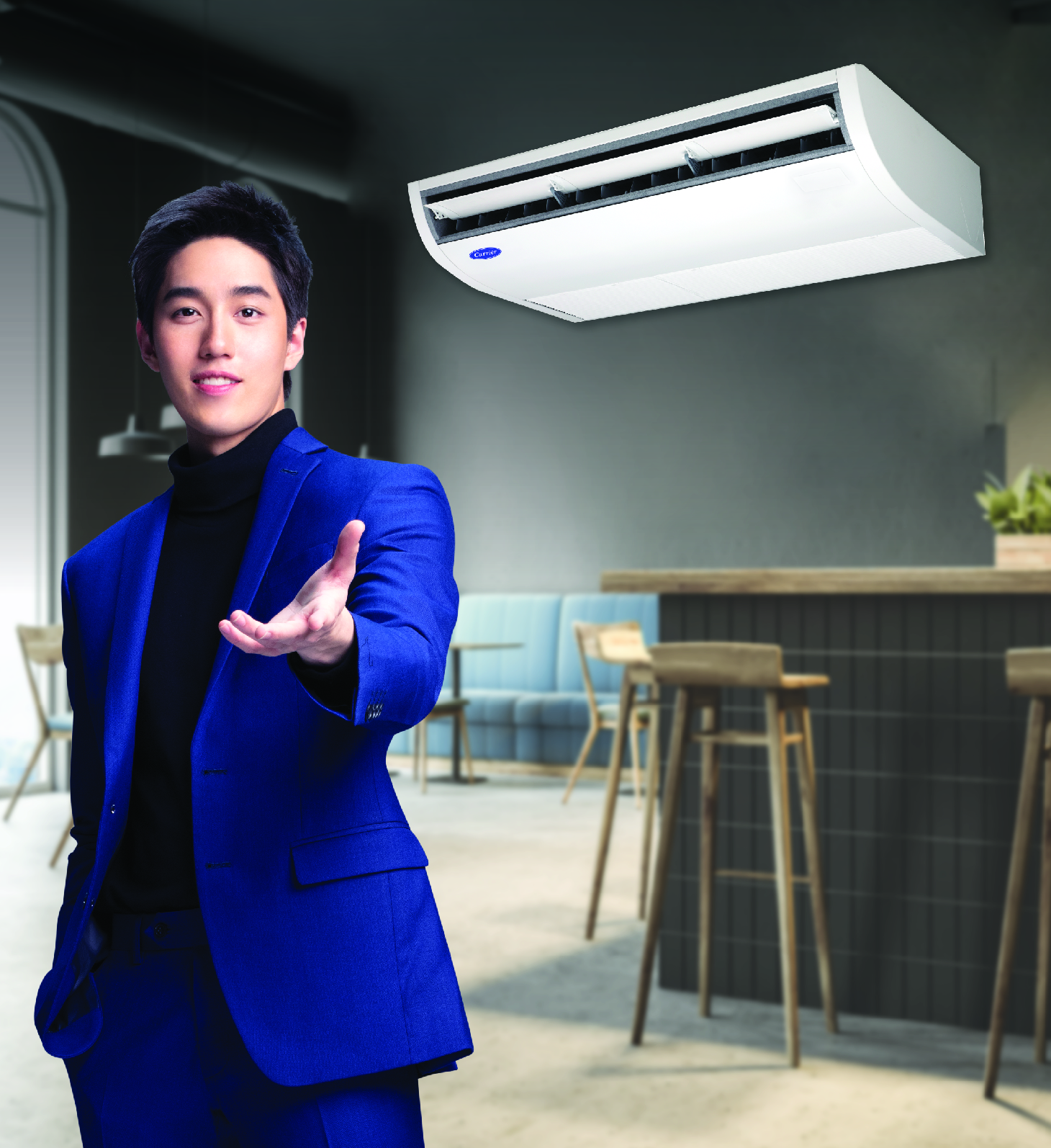 carrierthailand x power ceiling mobile hero